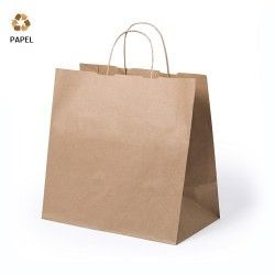 Bolsa Papel Cention 30 x 29 x 18 cm - 80g