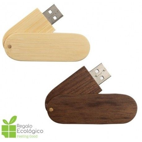 Memoria USB Rotatoria