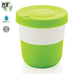 Vaso Taza PLA cup coffee to go 280ml