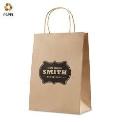 Bolsa Papel Cention 22 x 11 x 30 cm - 150g