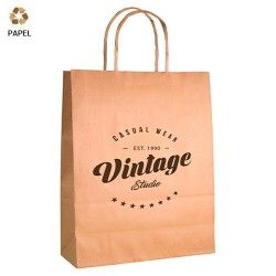 Bolsa Papel Cention 24 x 31 x 10 cm - 90g