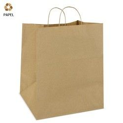 Bolsa Papel Cention 46 x 49 x 16 cm - 110g