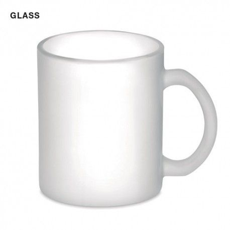 Taza Cristal Sublimat 300ml