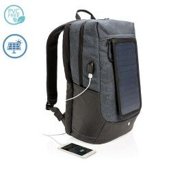 Mochila solar eclipse Swiss Peak