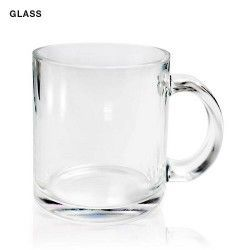 Taza Cristal Sublimatt 325ml