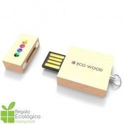 Memoria USB Stick Eco Wood