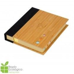 Memobox Bamboo Notes